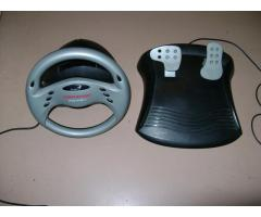 Руль speed wheel 3