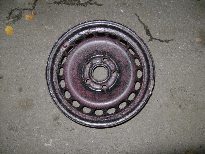 Стальной диск 6Jх15Н2 ET45
